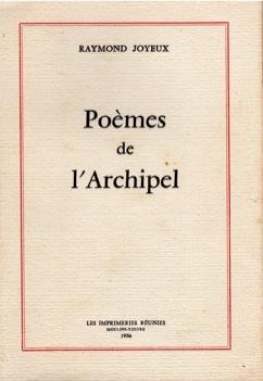 Poemes de l'archipel