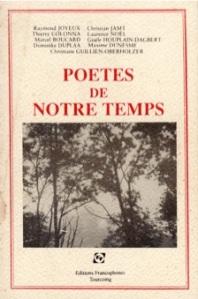 poetes de notre temps