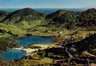 Lagon du Marigot  années 60