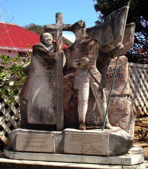 Mémorial colonisation de Terre-de-Haut