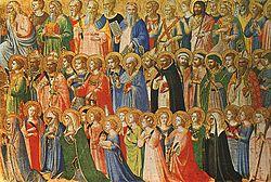 FRa Angélico1423_24 Les précurseurs du Christ