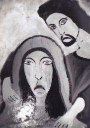 Jérôme - Marie et Jésus