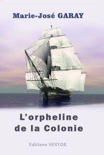 L'orpheline couv