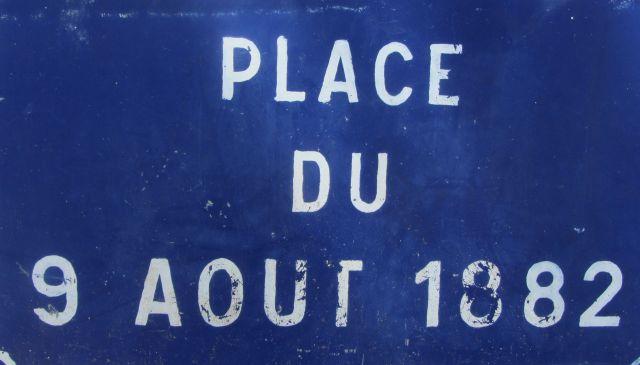 Place de la mairie Terre-de-Bas
