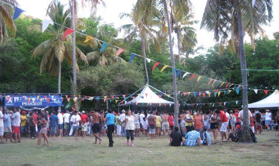 Fête de la Pêche au Pain de Sucre organisée par l'ASMPS en 2013