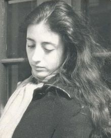 Natalie Henripin, poétesse
