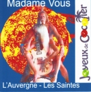 """Un CD dédier à Christine Chazeaux, """"Madame Vous"""