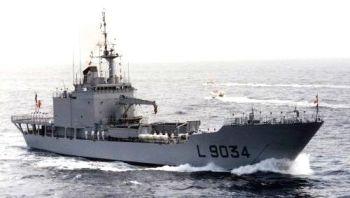 Navire atelier de la Marine nationale