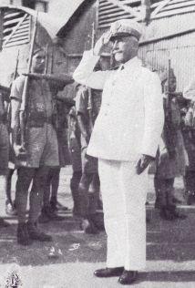 Constant Sorin - Gouverneur de la Guadeloupe