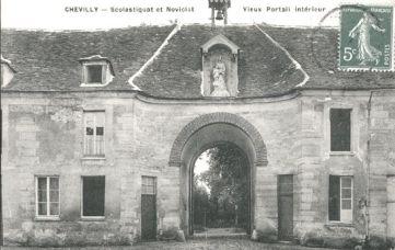 Le noviciat de Chevilly La Rue - Coll Delcampe