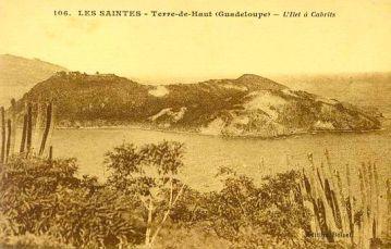 Ilet à Cabris année 1900 - Coll Boisel