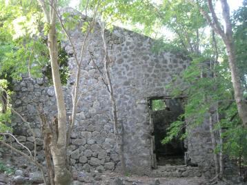 Ruines du Pénitencier