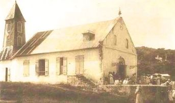 Église où les yeux de Fréminville rencontrèrent ceux de Caroline