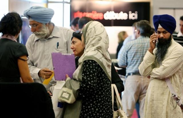 Diversité culturelle au Québec - Cliché Le Devoir