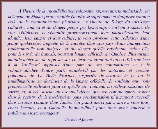 Intro Raymond