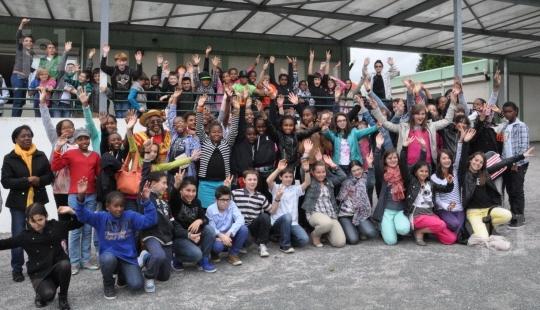 Voyage en Bourgogne sur les traces de l'Abolition de l'esclavage - Mai 2013