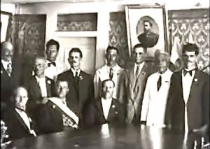 Conseil municipal 1937 Coll Catan