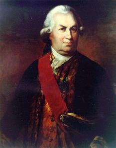 L'amiral De Grasse, commandant la flotte française