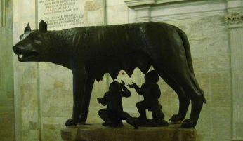 La Louve Capitoline