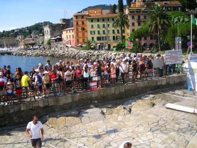 Embarquement pour Portofino