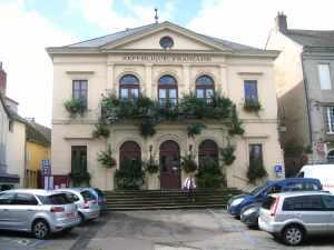 Mairie de Toulon-sur-Arroux