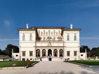 Villa-Borghese-Roma