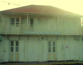 Ancienne gendarmerie de TDH aujourd'hui Office du Tourisme