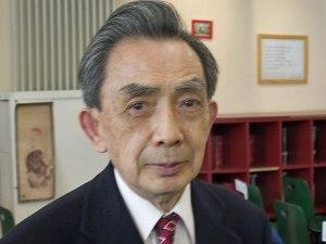 François Chang de l'Académie Française