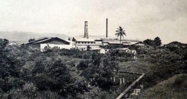 Ancienne distillerie Marquisat à Capesterre