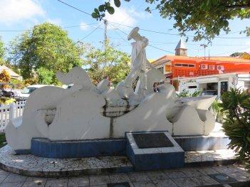 Monument communal aux marins-pêcheurs disparus