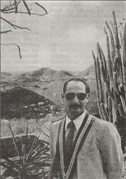 Robert Joyeux, 1er adjoint et maire de TDH de 1971 à 2000