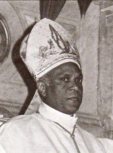 Mgr Siméon Oualli, premier évêque guadeloupéen de 1970 à 1984