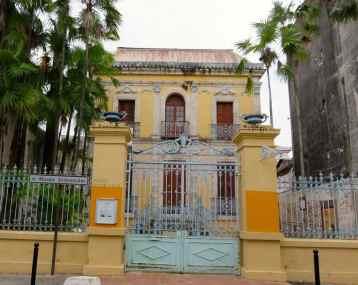 Musée Scholcher à Pointe-à-Pitre