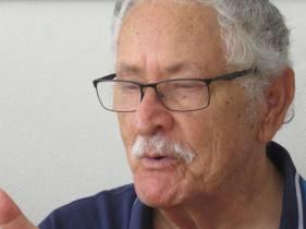 Félix, 2 mois avant son décès - Ph. R.Joyeux