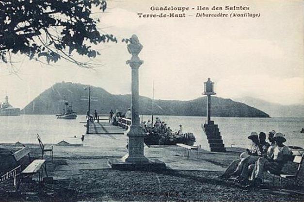 Place du débarcadère 1910