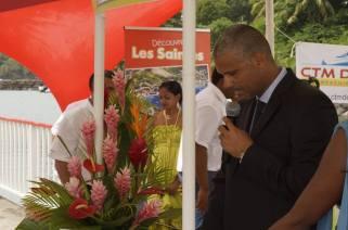 M. Raoul DÉHER prononçant son discours