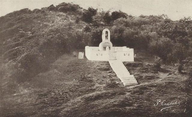 Chapelle des Marins à Terre-de-Haut - Carte postale ancienne