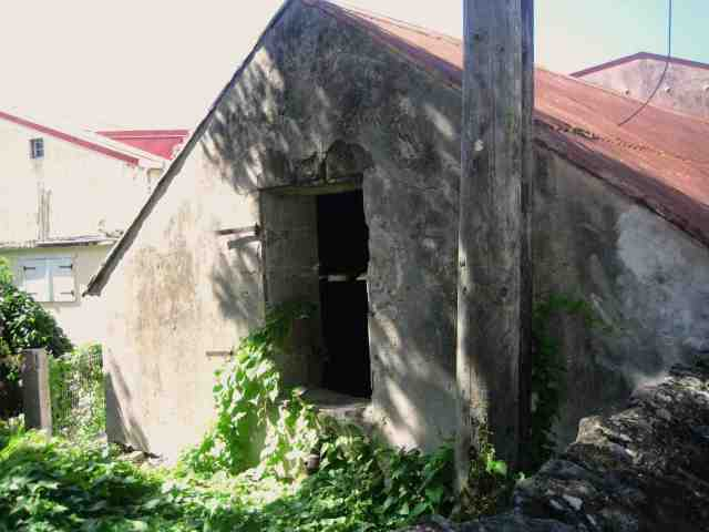 Citerne abandonnée de la Caserne