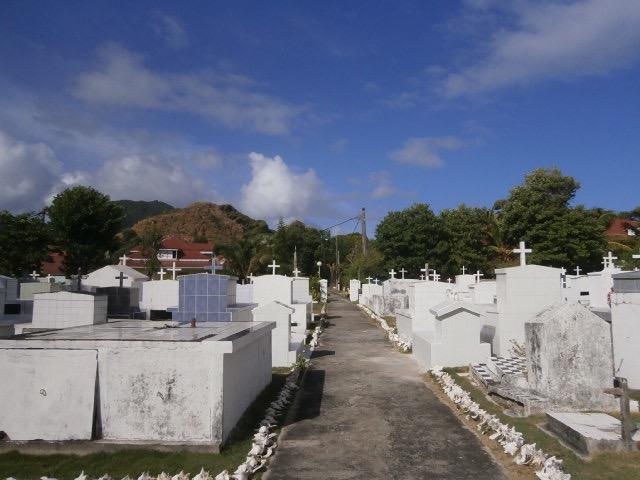 cubes cimetière