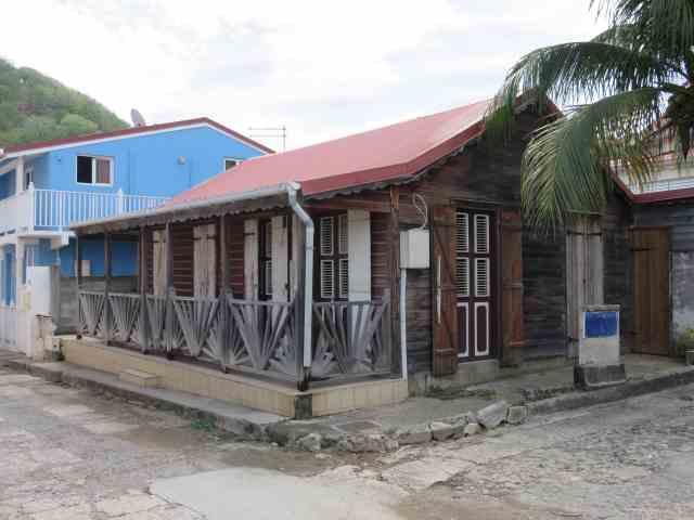 Maison natale de Bernard Bonbon à Terre-de-Haut