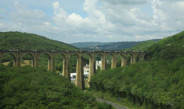 Que ce pont soit le symbole de ce qui nous unit - Ph R. Joyeux