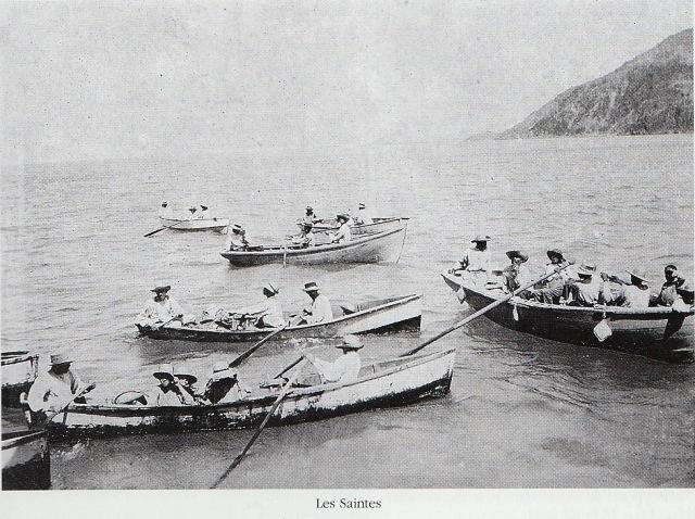 Canots à rames 1