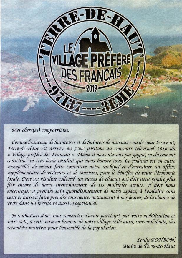Village préféré
